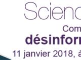 Journée Sciences et médias2018